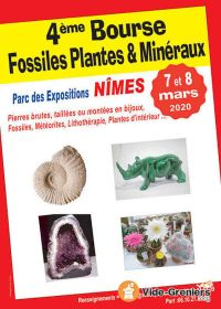 4ª Troca de Fósseis, Plantas e Minerais