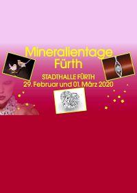 Exposição de minerais, jóias, pedras preciosas e fósseis