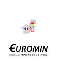 Feira Internacional de Minerais da Euromin