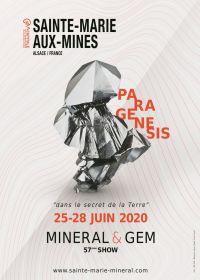 CANCELADA 57ª Exposição Internacional de Minerais e Pedras Preciosas