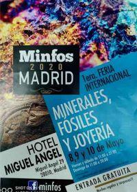 1ª Feira Internacional de Minerais, Fósseis e Jóias