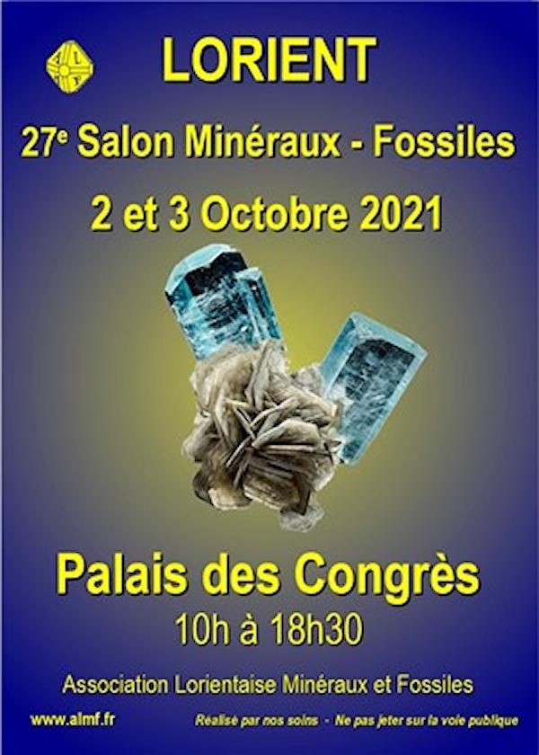 Exposição e Venda Mineralógica e Paleontológica