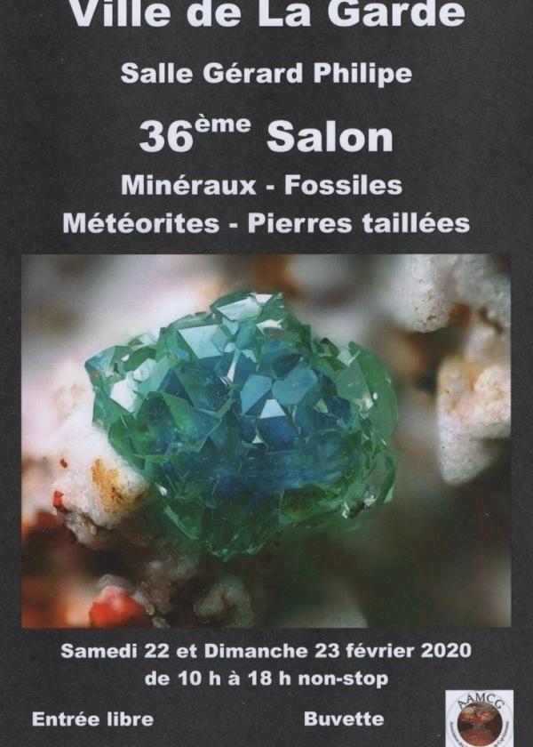 36ª troca mineral e fóssil