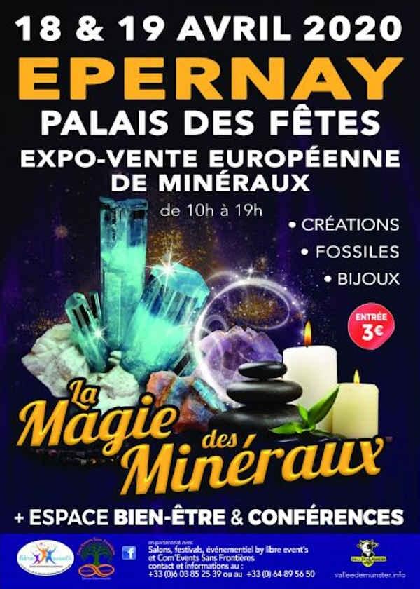 Feira europeia de minerais, área de bem-estar