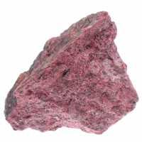 Rochas - Pedras brutas - Cinnabar