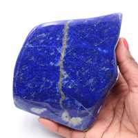 Forma livre de Lapis Lazuli