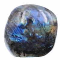 Pedra de Labradorita de Forma Livre para Decoração
