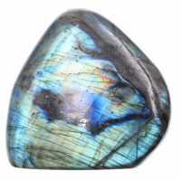 Labradorita multicolorida, forma livre para decoração