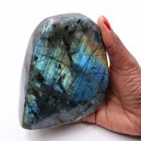 Pedra Ornamental Labradorita