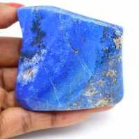 Lapis lazuli voor collectie