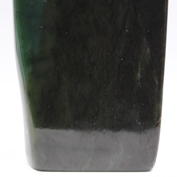 Forma livre de ornamento de Jade Stone Nephrite