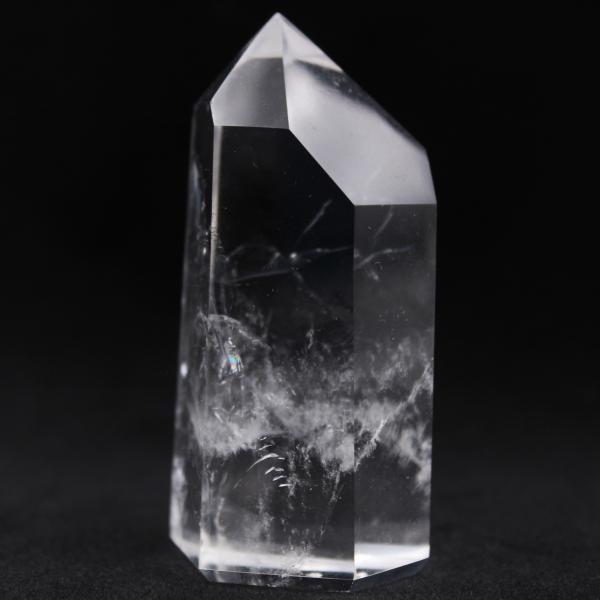 Prisma de cristal de rocha