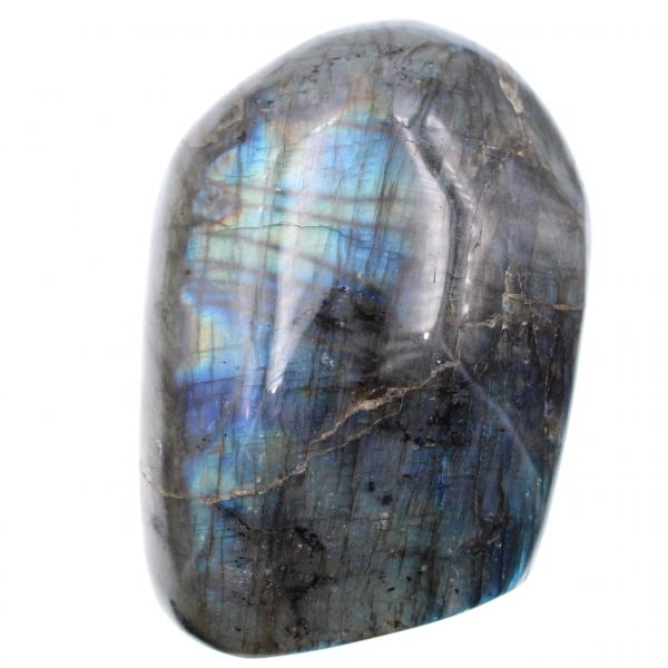Bloco de pedra de labradorita