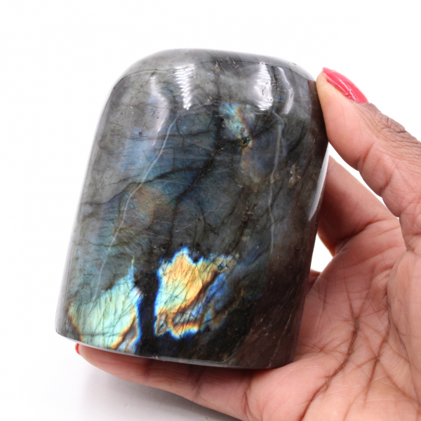 Pedra decorativa de labradorita