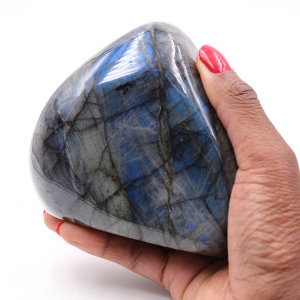 Pedra de proteção de labradorita
