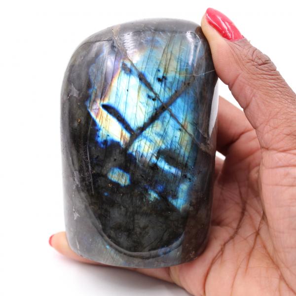 Pedra Labradorite Polida