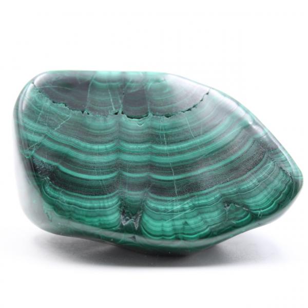 Pedra ornamental malaquita