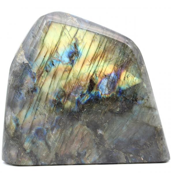 Pedra da coleção de labradorita