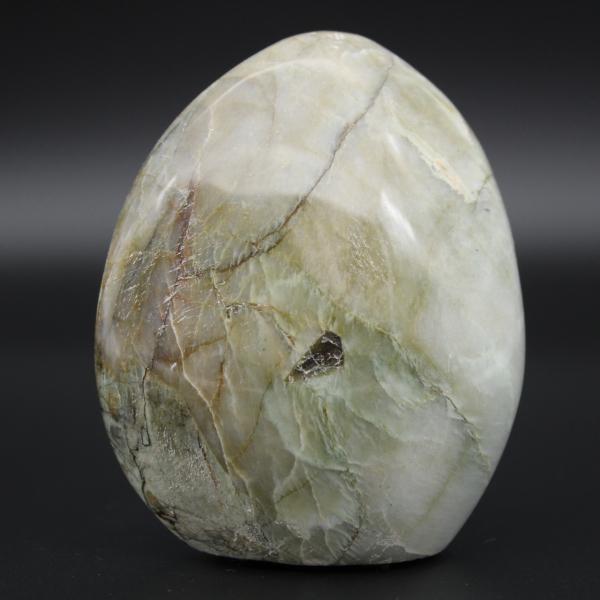 Pedra de garnierite polida