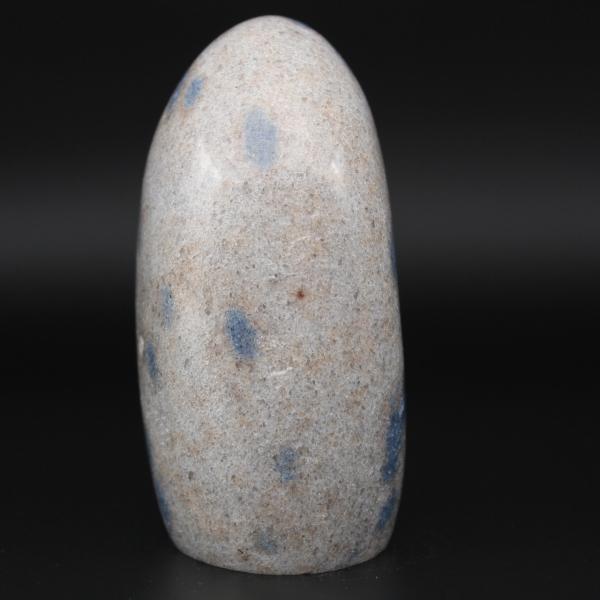 Pedra polida de lazulite